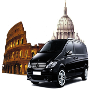 Apreatours Car Rental With Driver Rome Italy.