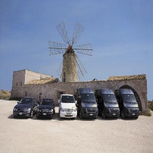 Car with driver from Trapani and Palermo airport, with shuttle connections to Egadi Islands, Favignana, Marettimo levanzo.