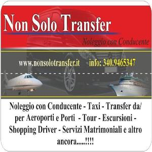 Car rental with driver, Taxi, Limousine Service, Transfer from / to Airport of Trapani - San Vito Lo Capo.