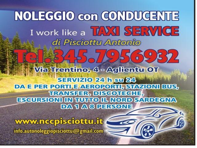 Ncc & Taxi service Pisciottu Antonio