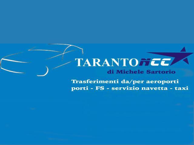 TARANTOncc  di Michele Sartorio,  autonoleggio con conducente