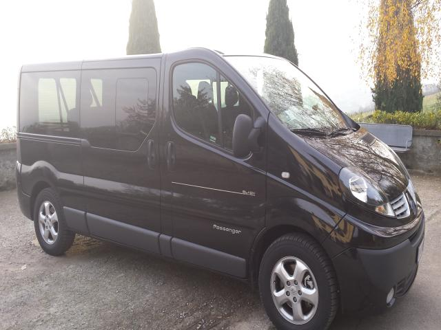 Car rental ncc Bellini Gianmarco