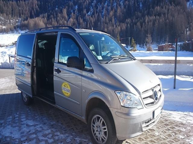 NCC AIRPORT TRANSFER - LIVIGNO TRANSFER
