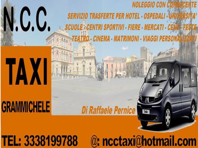 NCC Autonoleggio Grammichele