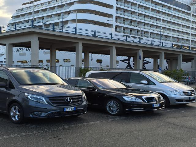 SORRENTO LIMOUSINE SERVICE - private tours and transfers