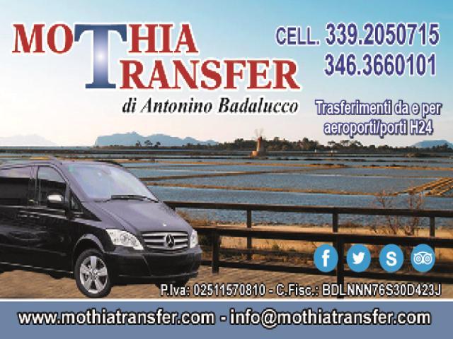 Mothia Transfer di Antonino Badalucco