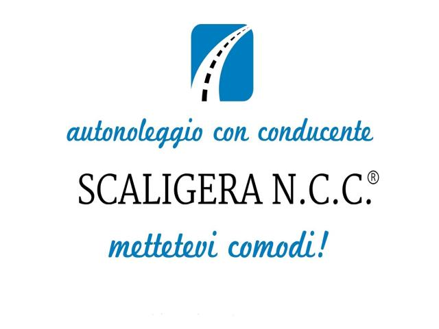 Scaligera Ncc™ Car rental with Driver Verona